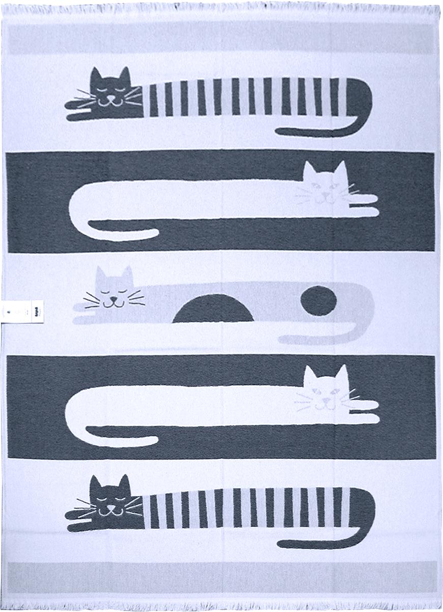 エーケルンド Tall Cats(130cm×195cm)【風呂敷専門店ふろしきや】