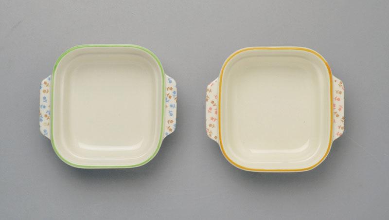 ジプソフィーラオーブントースターハーフ(2色組)