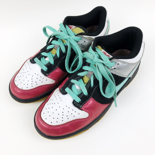 size 40 48742 75ad3 NIKE Nike sports sneakers DUNK LOW 6.0 dunk low multicolored men 26.0cm  n007979