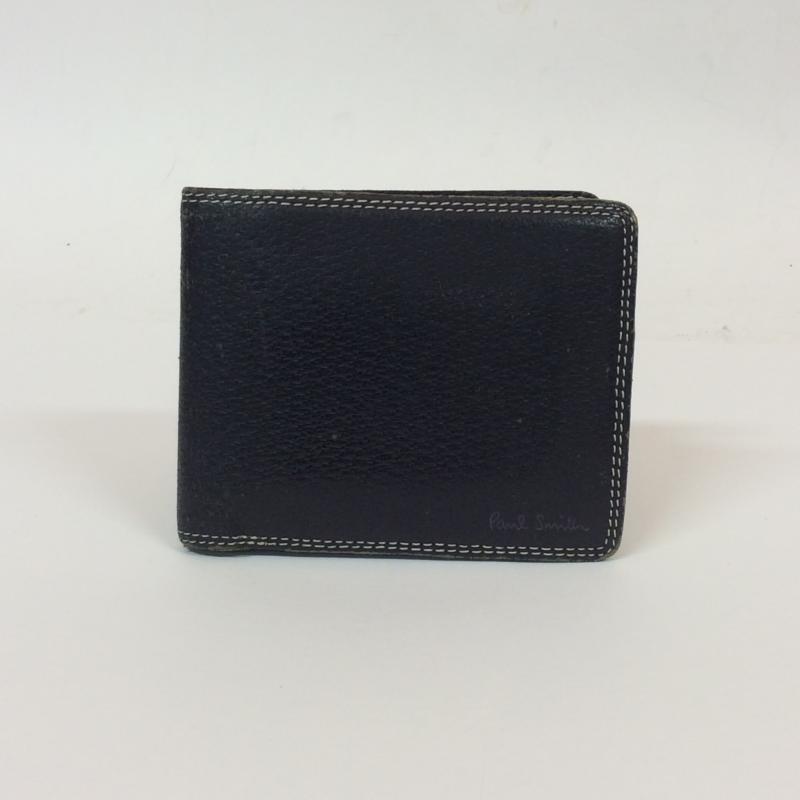 ポールスミス Paul Smith 財布 二つ折り【USED】【古着】【中古】 10004217