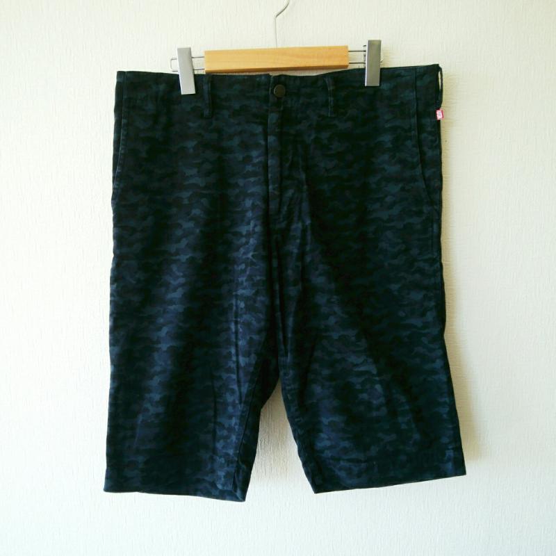 エスダブル S/DOUBLE パンツ ショートパンツ【USED】【古着】【中古】 10008494