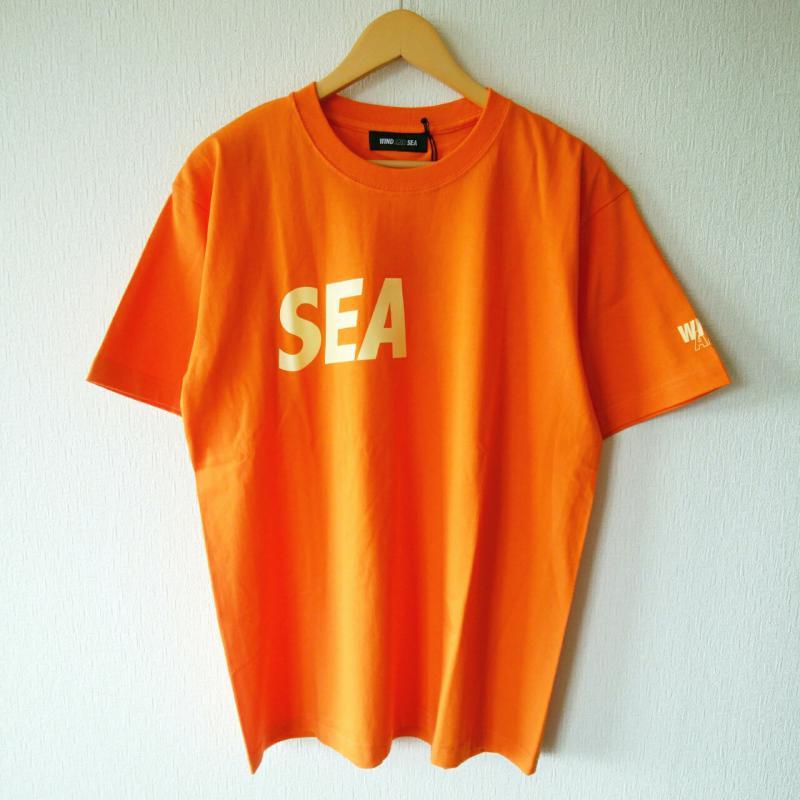 ウィンダンシー WIND AND SEA Tシャツ 半袖【USED】【古着】【中古】 10009196