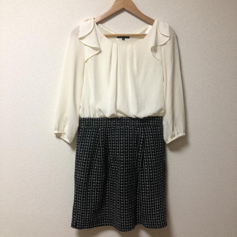 ミッシュマッシュ MISCH MASCH 表記サイズ:38 ミニスカート ワンピース One-Piece Mini Skirt 中古 Short USED 格安 価格でご提供いたします 10010509 セールSALE%OFF 古着