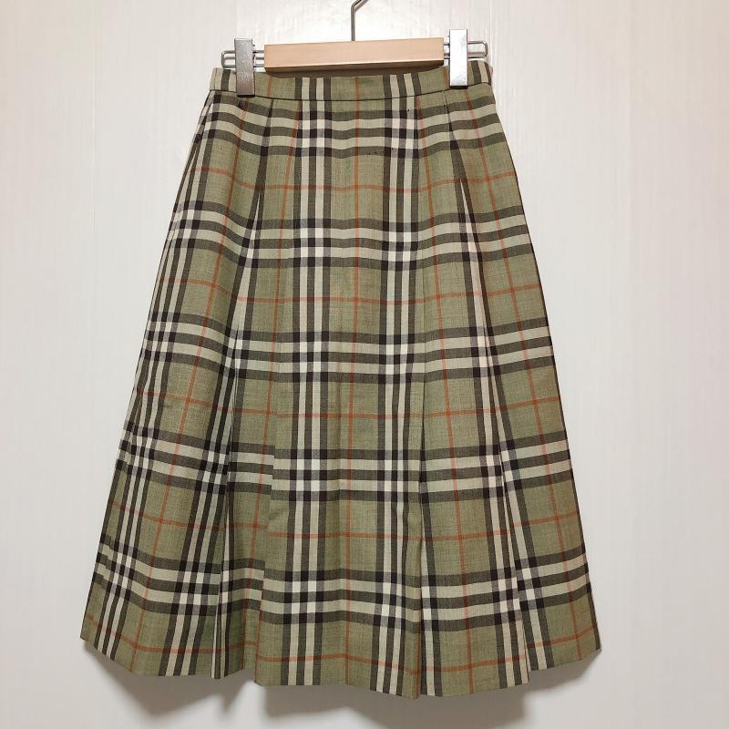 BURBERRYS バーバリーズ ひざ丈スカート スカート 【USED】【古着】【中古】10014416
