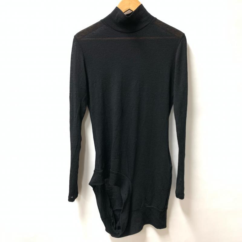 Yohji Yamamoto ヨウジヤマモト 長袖 ニット、セーター Knit, Sweater 変形薄手ニット【USED】【古着】【中古】10015121