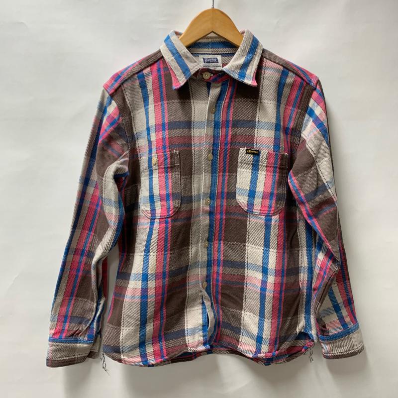 Pherrow's フェローズ 長袖 シャツ、ブラウス Shirt, Blouse 【USED】【古着】【中古】10015131