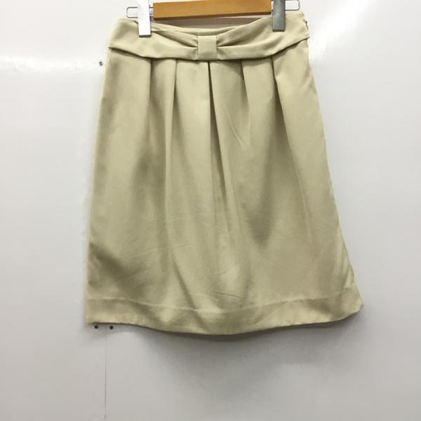 ロペピクニック ROPE' PICNIC 中古 表記サイズ:36 ベージュ アニマル柄 古着 10025089 保障 USED ボトムス スカート