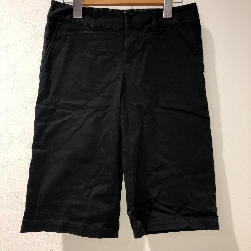 アーノルドパーマー Arnold Palmer 表記サイズ:1 黒 ブラック 無地 最新アイテム スラックス 古着 USED 限定タイムセール Trousers Slacks 中古 Pants 10031366 パンツ