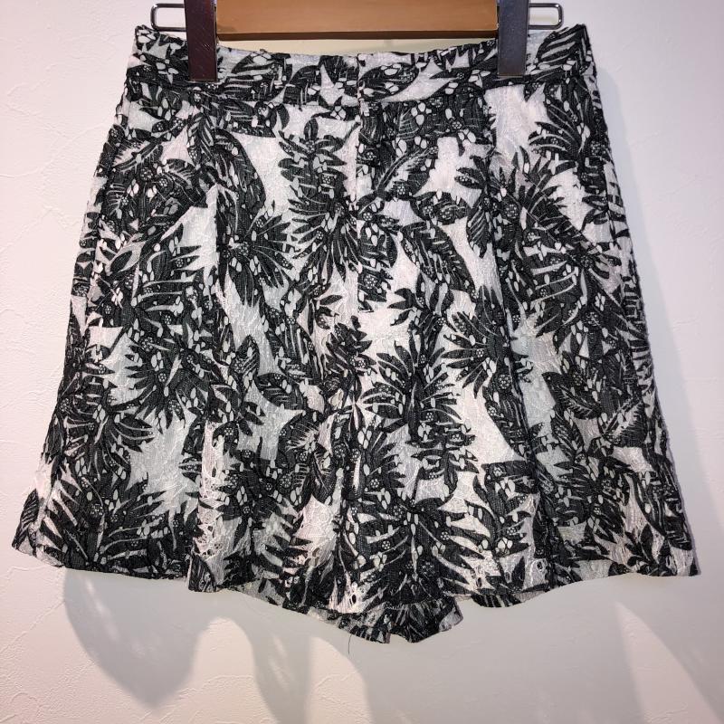ミスティック mystic 表記サイズ:2 白 定番から日本未入荷 ホワイト X 黒 ブラック その他 キュロット 10031436 与え パンツ Trousers USED Divided 古着 中古 Culottes Pants Skirt