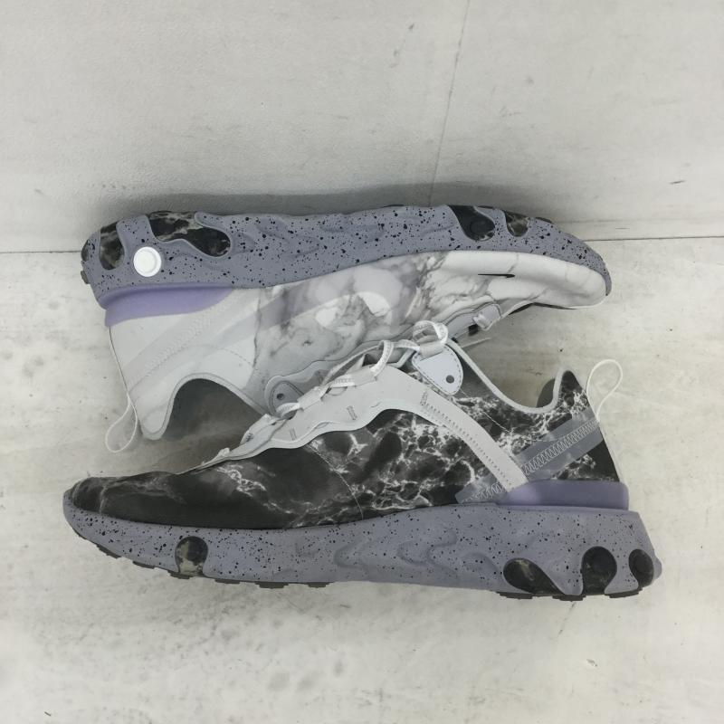 いよいよ人気ブランド ナイキ Nike 表記サイズ:28 5cm 白 ホワイト X 灰 グレー その他 スニーカー