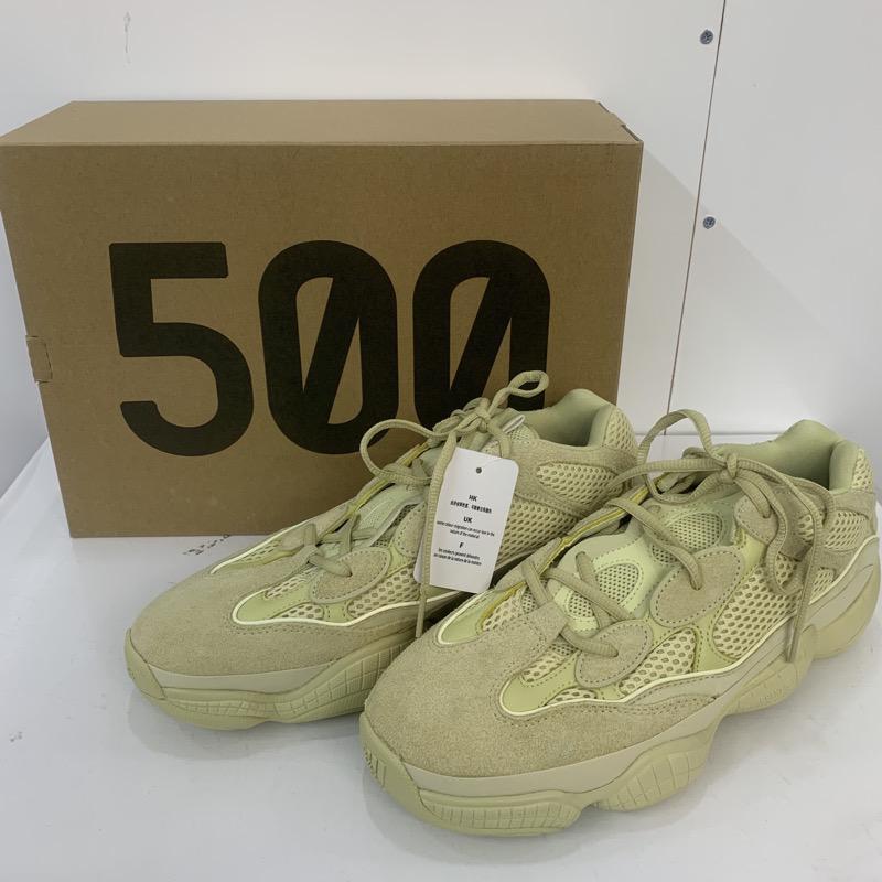 adidas アディダス スニーカー スニーカー Sneakers DB2966 YEEZY 500 28cm 箱有【USED】【古着】10038946:Central KIT in