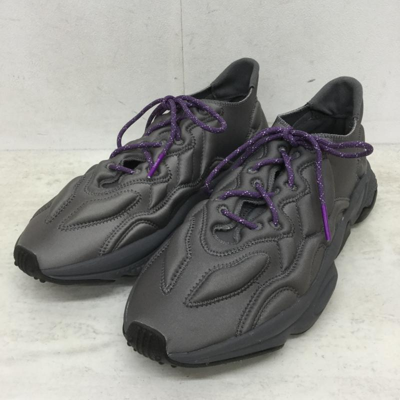 アディダス adidas [宅送] 表記サイズ:26.5cm 灰 グレー その他 スニーカー Sneakers 日本正規代理店品 10039006 オズウィーゴ OZWEEGO USED 3-D 中古 FU7642 古着