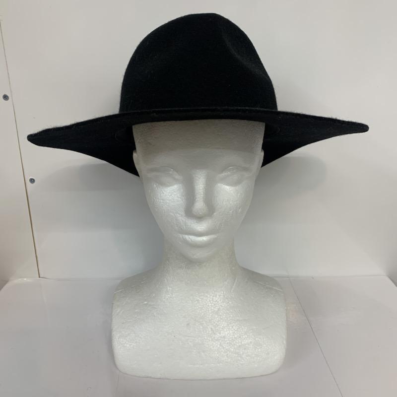 ニコアンド niko and... 表記サイズ:FREE 最新アイテム 黒 ブラック 無地 ハット 帽子 中古 USED ORナカオレツバヒロ8HAT 古着 10040159 『1年保証』 Hat SIZE:FREE タグ付