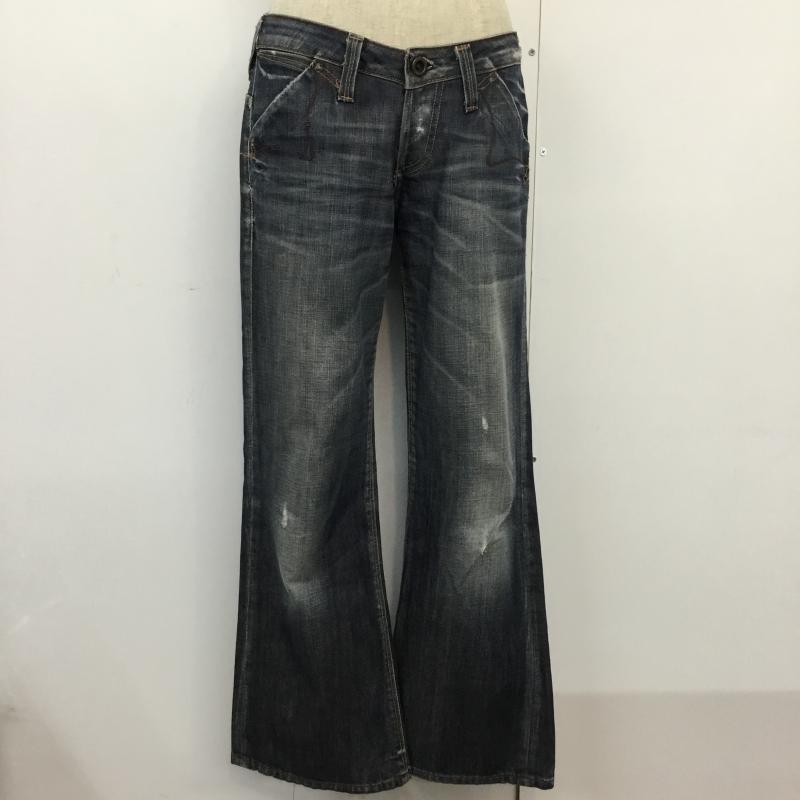 ジースターロゥ G-STAR RAW 買取 表記サイズ:26インチ インディゴ 無地 デニム ジーンズ 世界の人気ブランド パンツ 古着 Denim Jeans Trousers Pants 10044538 USED 中古