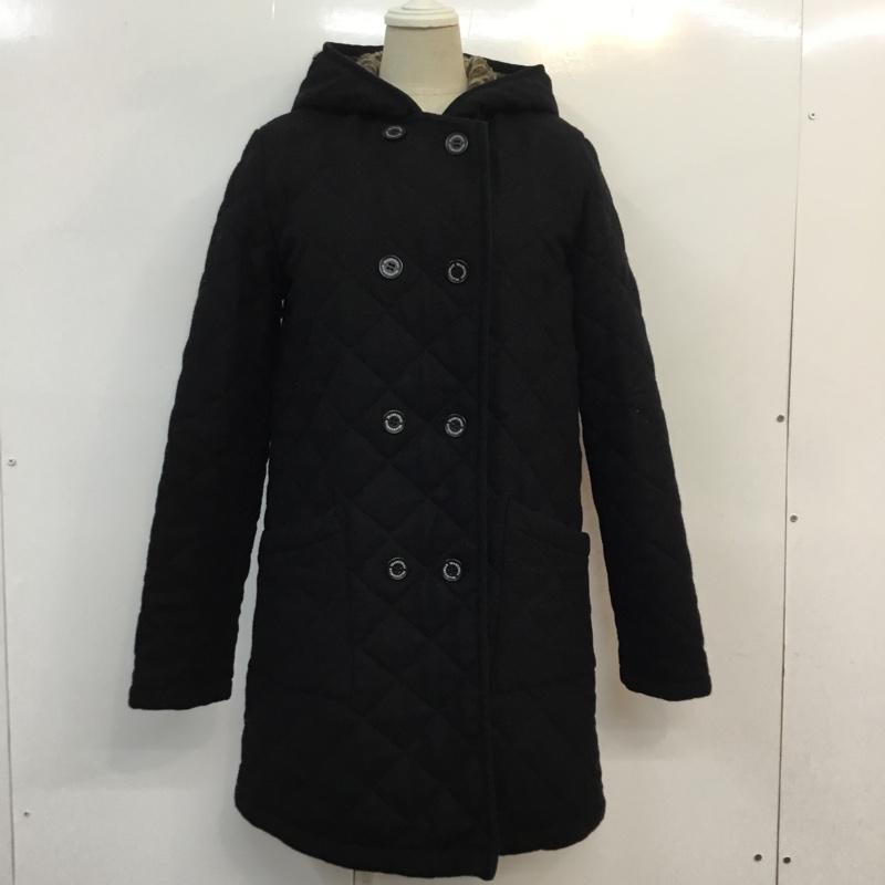価格 トラディショナルウェザーウェア Traditional Weatherwear 表記サイズ:34 黒 ブラック 無地 コート一般 コート USED [並行輸入品] 中古 ウール 古着 キルティングコート 10047055 レオパード Coat