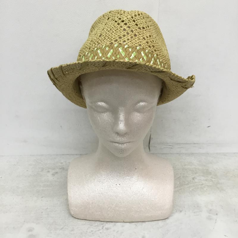チチカカ TITICACA 表記サイズ:表記無し ハット 帽子 USED Hat 中古 古着 1着でも送料無料 爆安 10049637