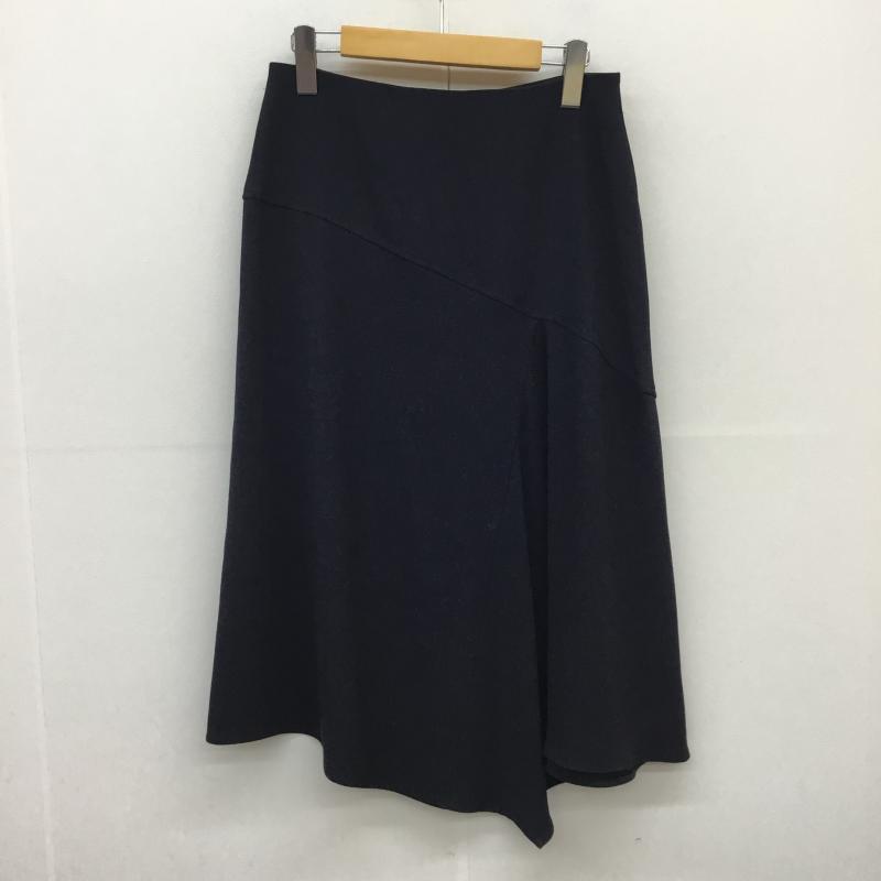 プレインピープル PLAIN PEOPLE 表記サイズ:3 黒 ブラック お気にいる ロングスカート 10051559 中古 スカート USED Skirt 古着 Long おしゃれ