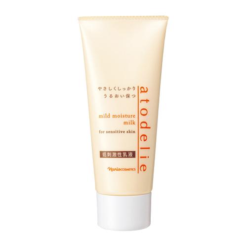 デリケートな肌にもやさしい全身用の乳液 ナリス化粧品 アトデリエ プレゼント 高い素材 モイスチャーミルク マイルド