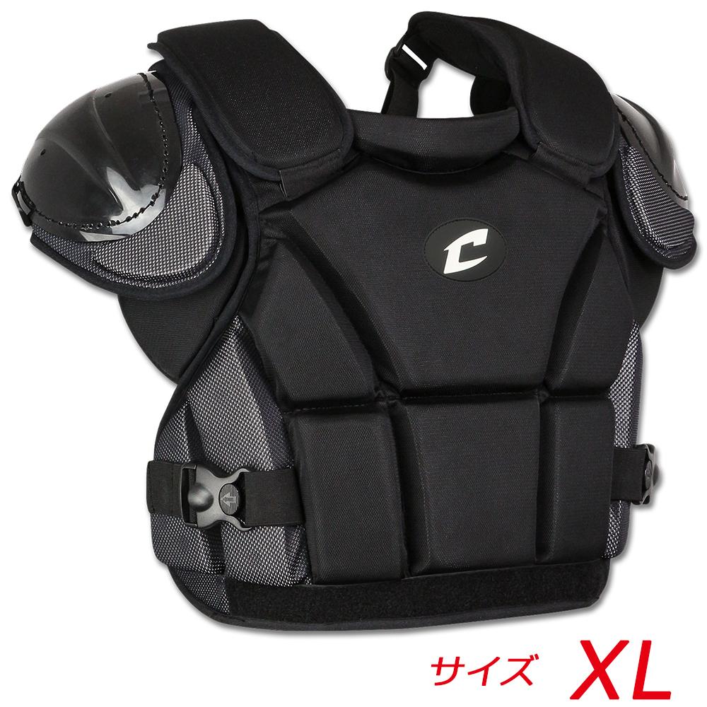 野球 / ソフトボール 審判用 プロテクター Champro (チャンプロ) Pro-Plus アンパイア 用具 XLサイズ [国内正規品] 送料無料