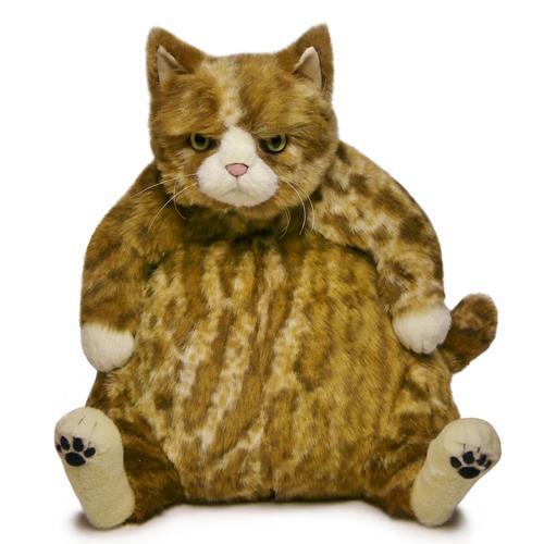 Cuddly(カドリー) ねこのぬいぐるみ ムッシュ/Muche【送料無料(沖縄県・離島は除く)】【smtb-TD】【saitama】