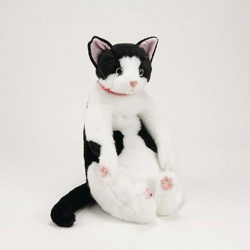 猫のはっちゃん 座 ねこのぬいぐるみ【smtb-TD】【saitama】