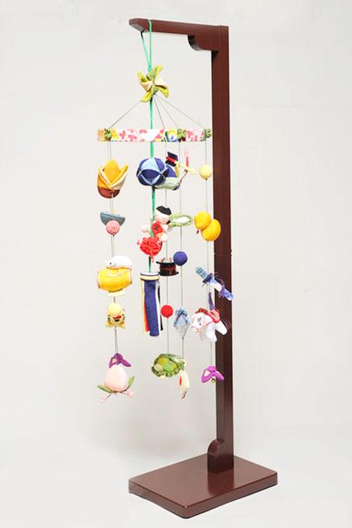 五月つるし雛 金太郎吊るし飾り:中