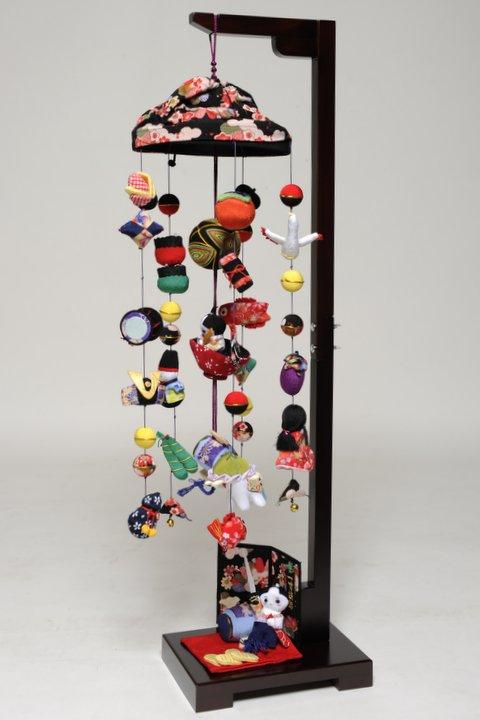 【五月人形】つるし飾り 一寸法師:中【つるし雛】【皐月の吊るし雛】