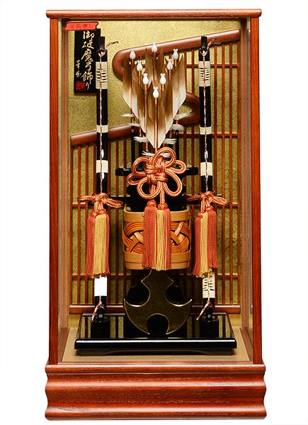 【破魔弓】15号 常盤:華風作[TOKIWA]【正月飾】【破魔矢】