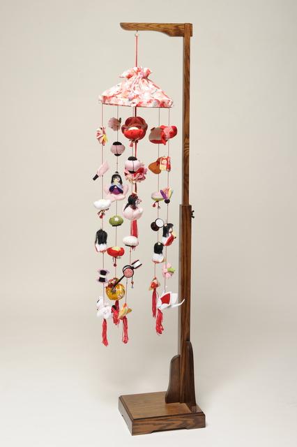 【つるし飾】【ひな人形】つるし雛 ひな祭つるし飾(中)【吊るし雛】【雛人形】
