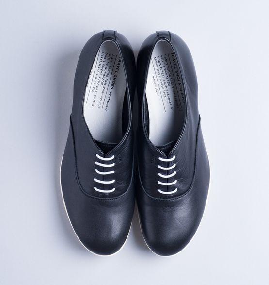 fusion-SUN | Rakuten Global Market: Leather race up heel shoes /TR007
