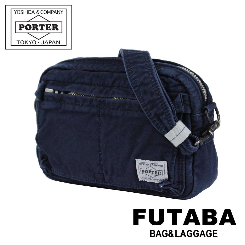 吉田カバン PORTER ポーター ショルダーバッグ DEEP BLUE ディープブルー ショルダー 630-06445 メンズ レディース