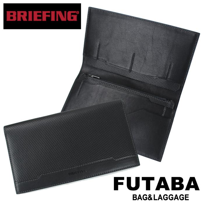 【今回使える限定クーポンあり】正規取扱店 ブリーフィング BRIEFING フュージョン パスポートケース レザー 本革 FUSION LEATHER PASSPORT CASE BRA193A19 メンズ