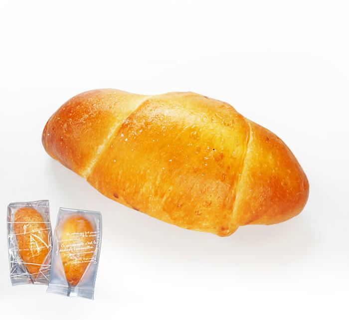 ケーキ屋のバター塩パン12個ミックスセット(プレーン6個・小倉あん6個) 発酵バター