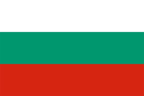 【外国旗】ブルガリア国旗(テトロントロピカル) サイズ:90×135cm【領収書発行】
