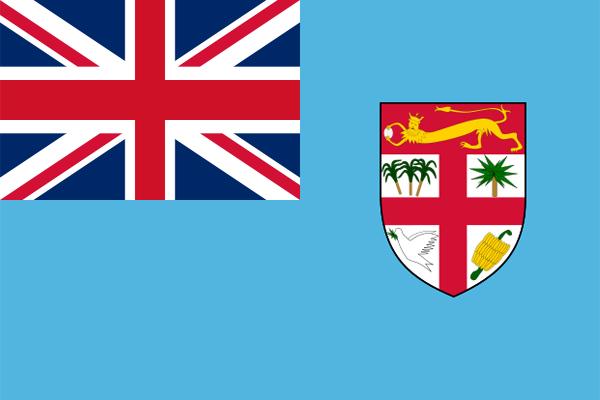 【外国旗】フィジー諸島共和国国旗(アクリル) サイズ:90×135cm【領収書発行】