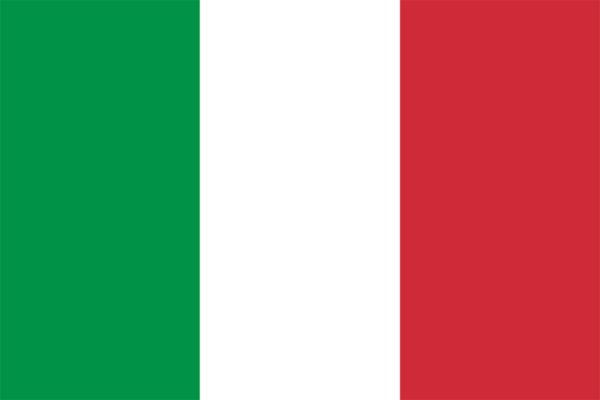 【外国旗】イタリア国旗(アクリル) サイズ:90×135cm【領収書発行】
