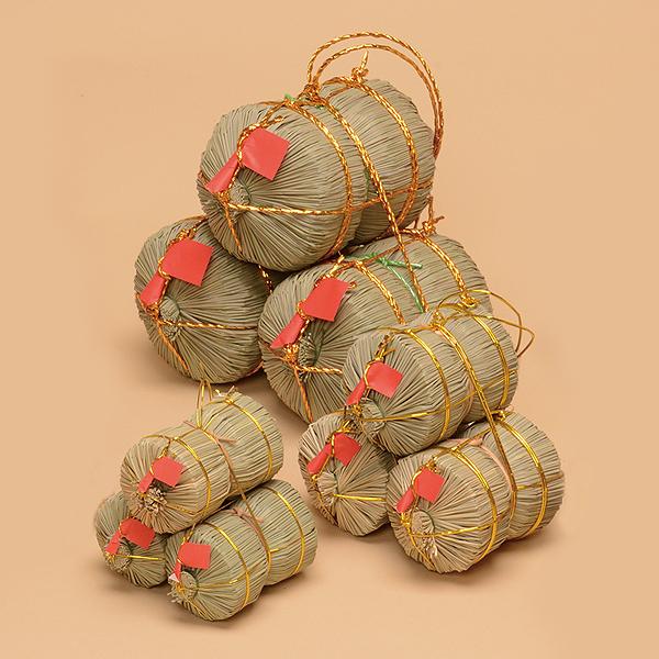 豪華な飾りでお正月を迎えましょう お正月用品 い草三ッ俵 商店 領収書発行 お値打ち価格で 中