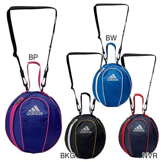 高級 サッカー フットサル ボールバッグ 1個入れ ボール入れ アディダス adidas いよいよ人気ブランド AKM20