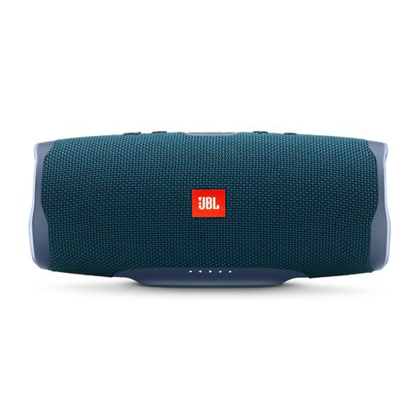 安心の国内正規品JBL CHARGE4 BLUE ブルーアウトドアでも安心の防水対応(IPX7等級)スマホやタブレットにバッテリー充電可能Bluetooth対応小型スピーカー