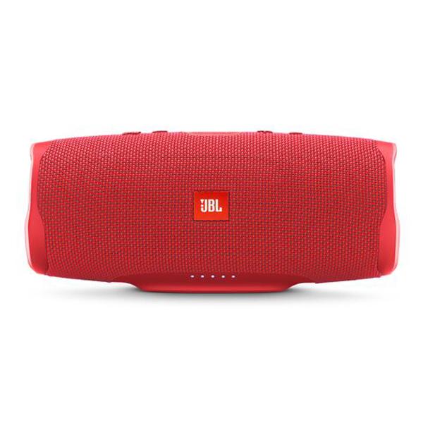 安心の国内正規品JBL CHARGE4 RED レッドアウトドアでも安心の防水対応(IPX7等級)スマホやタブレットにバッテリー充電可能Bluetooth対応小型スピーカー