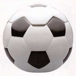 【骨壷】(骨瓶) サッカーボール型 小 送料無料
