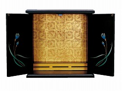 仏壇 ミニ 三河 小 高さ35cm