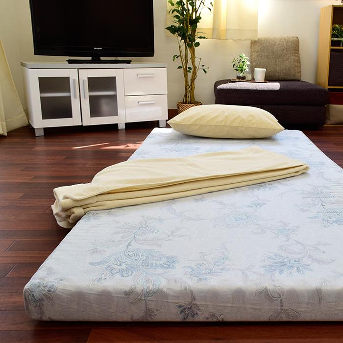 寝具>敷き布団>楽々敷き布団