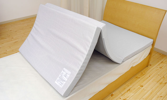 Tempur mattress futon simple Futon Simple low repulsion urethane / tri-fold mattress / mattress / mattress / 敷きぶとん single size ( 95 × 195 x thickness 6 cm ) with 2 years warranty