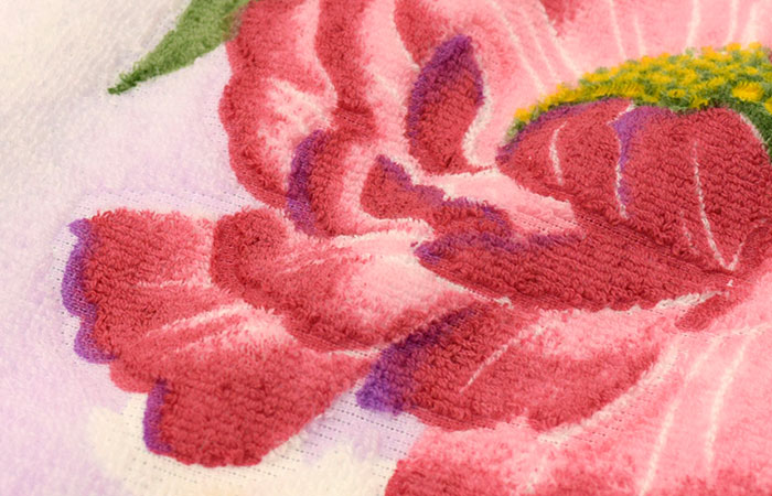 Japan-Japan Imabari from Tama Terry 100% cotton oversized bath towel 2 piece set 90 x 150 cm | Bath towel towel skin summer a large bath towel, 2 piece set flower Hollywood Aurora