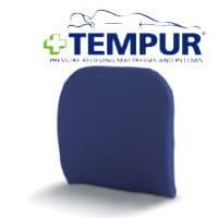 クッション テンピュール ランバーサポート(背当てクッション)ダークブルー【テンピュールジャパン正規品 TEMPUR 健康器具】【futonyasan】