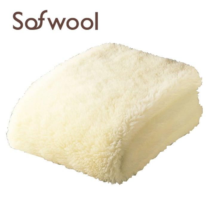ベッドパッド シングルサイズ | The PREMIUM sofwool(ザ/プレミアムソフゥール)あったか敷き毛布 シングルサイズ(約 100×205センチ)【ディーブレス】【ブランケット/もうふ/毛布】♪♪♪【futonyasan】