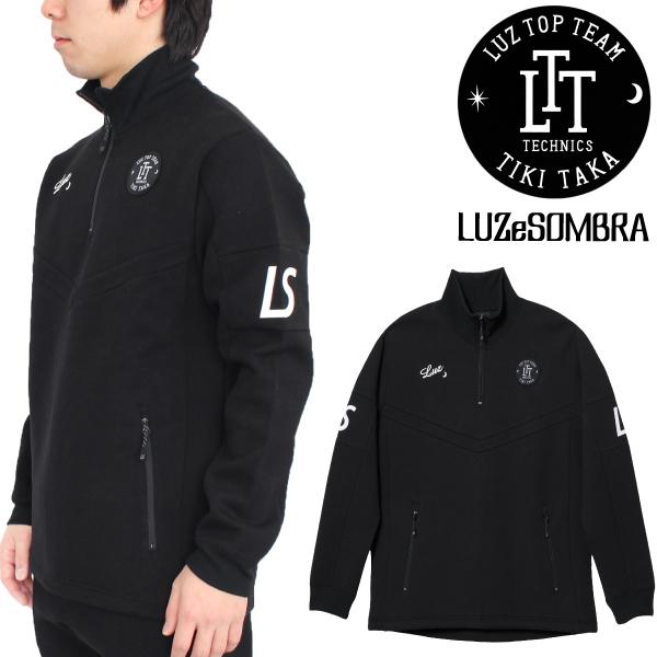★特価★ルースイソンブラ トレーニング LTT TECHNICAL CLOTH HALFZIP TR ジャージトップ T1811124