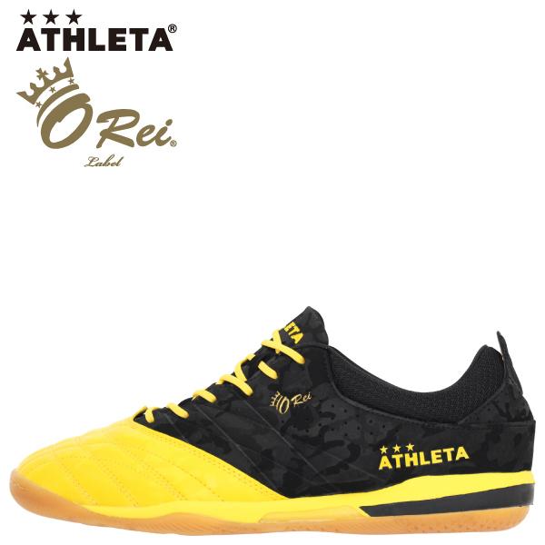 ★10%OFF★アスレタ フットサルシューズ O-Rei Futsal T001 11002-BLYE【フットサル サッカー】