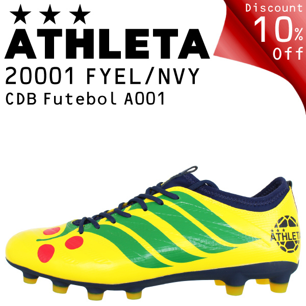 ★10%OFF★アスレタ スパイク サッカーシューズ CDB Futebol A001 20001-FYNV【サッカー】